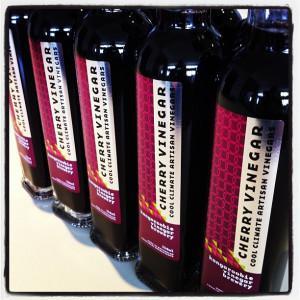 Kangaroobie Vinegar Brewery Cherry Vinegar
