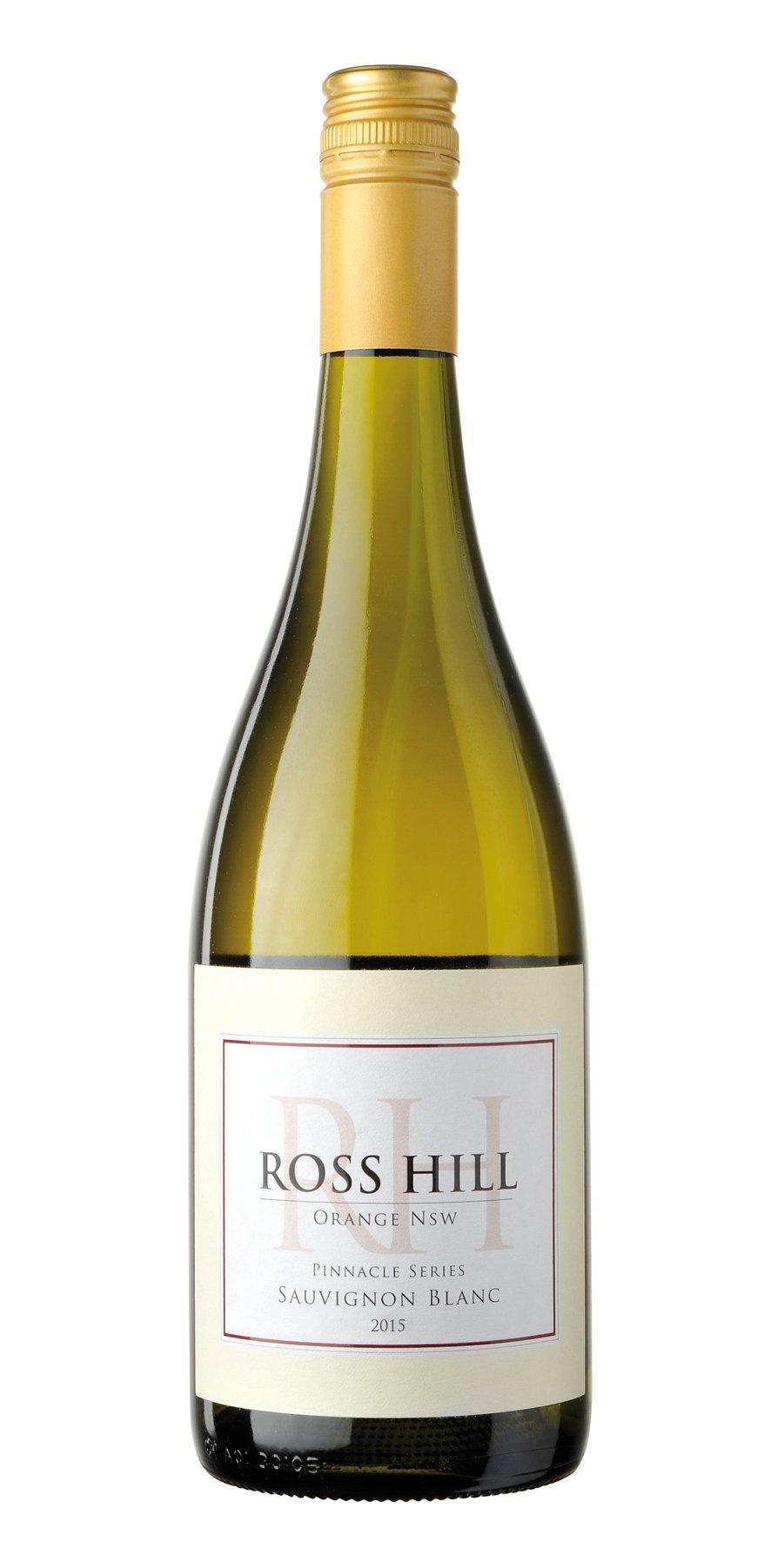 Ross Hill 2016 Pinnacle Series Sauvignon Blanc - Orange NSW