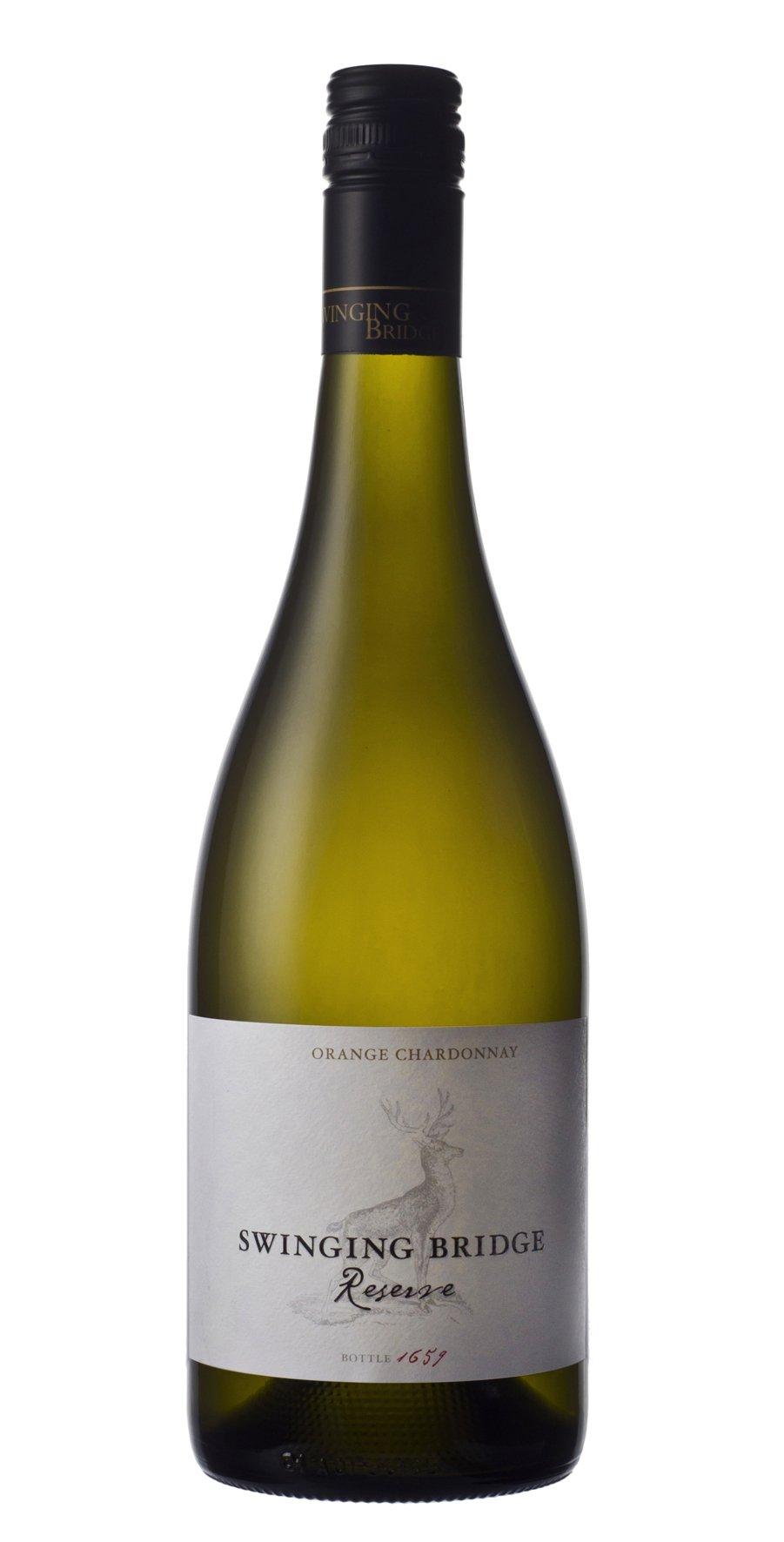 Swinging Bridge 2015 'D' Reserve Chardonnay