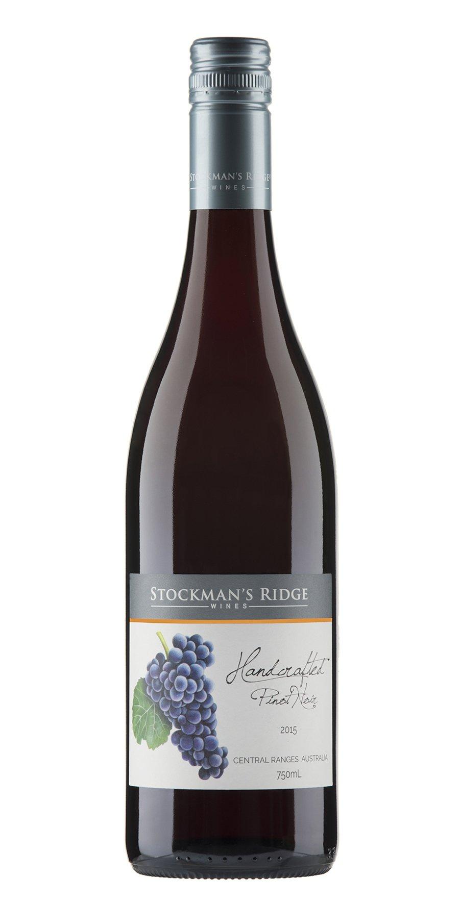 Stockmans Ridge 2015 Handcrafted Pinot Noir